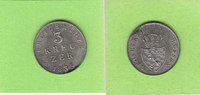 Hessen-Darmstadt 3 Kreuzer 1835 vz-st, kleiner Fleck toll erhalten 37,50 EUR  zzgl. 3,50 EUR Versand