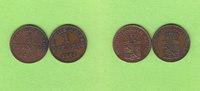 Hessen-Darmstadt 1 Pfennig 1859, 1861 ss-vz, winz. Kratzer; gutes sehr s... 9,50 EUR  zzgl. 1,50 EUR Versand