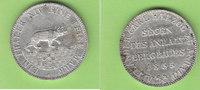Ausbeutetaler 1855 Anhalt-Bernburg hübsch gutes vz  138,00 EUR  zzgl. 3,50 EUR Versand