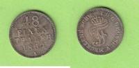 1/48 Taler 1864 Mecklenburg-Schwerin toll erhalten vz-st  17,50 EUR  zzgl. 1,50 EUR Versand