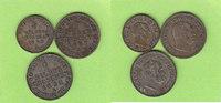 1/2 und 1 Silbergroschen 1862-1867 Preußen  sehr schön und besser  18,50 EUR  zzgl. 1,50 EUR Versand