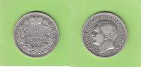 5 Dinara 1879 Serbien  sehr schön  78,00 EUR  zzgl. 3,50 EUR Versand