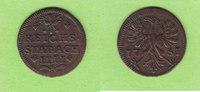 4 Heller 1751 Aachen hübsch, selten in guter Qualität ss-vz  39,00 EUR  zzgl. 3,50 EUR Versand