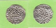 Denar 955-976 Regensburg Heinrich II. der Zänker, Münzmeister ELLIN, hü... 215,00 EUR  zzgl. 4,00 EUR Versand