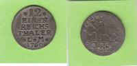 1/12 Reichstaler 1760 Anhalt-Bernburg selten sehr schön  57,50 EUR  zzgl. 3,50 EUR Versand