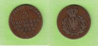 3 Groschen 1816 B Preußen für Posen selten sehr schön  115,00 EUR  zzgl. 3,50 EUR Versand