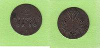 1 Pfennig 1810 A Preußen hübsch vz  29,00 EUR  zzgl. 1,50 EUR Versand