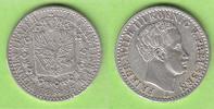 1/6 Taler 1825 A Preußen hübsch knappes vz, leicht justiert  42,50 EUR  zzgl. 3,50 EUR Versand