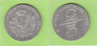 2/3 Taler 1810 A Preußen Handelsgulden, selten ss-vz, Schrötlingsfehler  385,00 EUR  zzgl. 4,00 EUR Versand