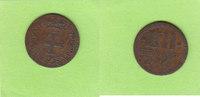 4 Pfennige 1761 Pyrmont  ss-/ss  12,00 EUR  zzgl. 1,50 EUR Versand