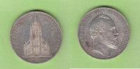 Doppeltaler 1871 Württemberg Ulmer Münster, selten vz/vz-st, leichte Kr... 480,00 EUR  zzgl. 4,00 EUR Versand