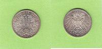 1 Mark 1907 A Kaiserreich Prachtstück Stempelglanz  18,50 EUR  plus 2,00 EUR verzending