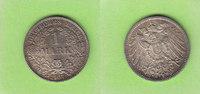 1 Mark 1907 G Kaiserreich toll erhalten fast Stempelglanz  29,00 EUR  zzgl. 1,50 EUR Versand