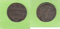 2 Stüber 1792 Jülich-Berg seltener sehr schön+  27,50 EUR  zzgl. 1,50 EUR Versand