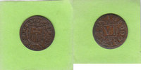 6 Pfennig 1605 Paderborn Stadt selten, hübsch ss/ss+  78,00 EUR  zzgl. 3,50 EUR Versand