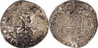 1/4 Patagon 1632 Pays Bas Espagnols Armoiries - Bruges 1632 s+  58,00 EUR