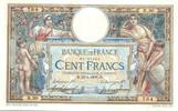 100 Francs 1908 France Luc Olivier Merson - 18-01-1908 R.30 vz  1700,00 EUR