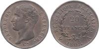 20 Francs 1807 France GAD.1022.var , Napoléon I - 1807 A Paris Essai de... 250,00 EUR kostenloser Versand