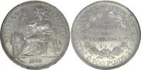 1 Piastre 1898 Indo-Chine Française Liberté assise - 1898 A ss  60,00 EUR