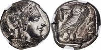 Ca. 454-404 BC. Greece ATTICA. Athens. Silver Tetradrachm NGC MS 5/5 -... 5141,68 EUR  plus 32,72 EUR verzending