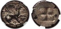(CA 460-420 BC) GREECE IONIA. Teos. AR Stater. NGC AU+ 5/5 - 5/5  4677,78 EUR  zzgl. 32,74 EUR Versand