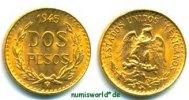 2 Pesos 1945 Mexiko Mexiko - 2 Pesos - 1945 Stg  79,00 EUR  + 17,00 EUR frais d'envoi