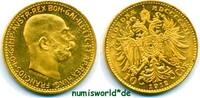 10 Kronen 1912  Österreich - 10 Kronen - 1912 fast Stg  195,00 EUR  Excl. 17,00 EUR Verzending