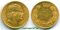 20 Dinara 1882 Serbien Serbien - 20 Dinara - 1882 vz+  572,00 EUR