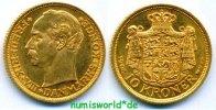 10 Kroner 1908 Dänemark Dänemark - 10 Kroner - 1908 fast Stg  228,00 EUR  zzgl. 6,00 EUR Versand