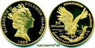 50 Dollars 1993 Salomon Islands Salomon Islands - 50 Dollars - 1993 PP  264,00 EUR  +  17,00 EUR shipping