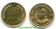 1/10 Krügerrand 2010 Südafrika Südafrika - 1/10 Krügerrand - 2010 Stg  136,00 EUR  + 17,00 EUR frais d'envoi