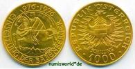 1000 Schilling 1976  Österreich - 1000 Schilling - 1976 Stg  531,00 EUR  zzgl. 6,00 EUR Versand