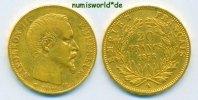 20 Francs 1858 Frankreich Frankreich - 20 Francs - 1858 ss  275,00 EUR  Excl. 17,00 EUR Verzending