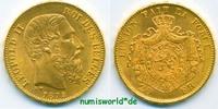 20 Francs 1875 Belgien Belgien - 20 Francs - 1875 f. Stg  285,00 EUR  + 17,00 EUR frais d'envoi