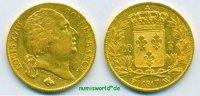 20 Francs 1817 Frankreich Frankreich - 20 Francs - 1817 ss  /  vz  418,00 EUR  + 17,00 EUR frais d'envoi