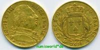 20 Francs 1814 Frankreich Frankreich - 20 Francs - 1814 vz  424,00 EUR  + 17,00 EUR frais d'envoi