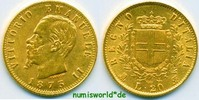 20 Lire 1873 Italien Italien - 20 Lire - 1873 vz+  282,00 EUR  zzgl. 6,00 EUR Versand