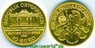 10 Euro 2003  Österreich - 10 Euro - 2003 Stg  208.19 US$ 186,00 EUR  +  35.82 US$ shipping