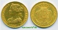 100 Reales 1857 Spanien Spanien - 100 Reales - 1857 vz  559,00 EUR