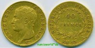 40 Francs AN13 Frankreich Frankreich - 40 Francs - AN13 ss+  823.79 US$ 736,00 EUR  +  35.82 US$ shipping
