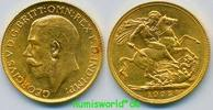 1 Sovereign 1925 Südafrika Südafrika - 1 Sovereign - 1925 vz  449,00 EUR  +  17,00 EUR shipping