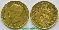 40 Lire 1811 Italien Italien - 40 Lire - 1811 vz  /  vz+  615,00 EUR  Excl. 17,00 EUR Verzending