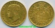 40 Lire 1814 Italien Italien - 40 Lire - 1814 ss  /  vz  558,00 EUR  +  17,00 EUR shipping