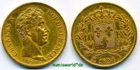 40 Francs 1824 Frankreich Frankreich - 40 Francs - 1824 ss  677,00 EUR  zzgl. 6,00 EUR Versand