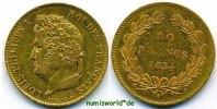 40 Francs 1834 Frankreich Frankreich - 40 Francs - 1834 vz  784,00 EUR  zzgl. 6,00 EUR Versand