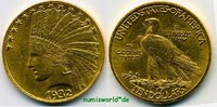 USA 10 Dollars 1932 vz+ USA - 10 Dollars - 1932 806,00 EUR
