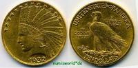 10 Dollars 1932 USA USA - 10 Dollars - 1932 vz+  779,00 EUR  +  17,00 EUR shipping