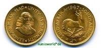2 Rand 1967 Südafrika Südafrika - 2 Rand - 1967 f. Stg  365,00 EUR  + 17,00 EUR frais d'envoi