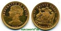 20 Pesos 1959 Chile Chile - 20 Pesos - 1959 f. Stg  186,00 EUR  +  17,00 EUR shipping