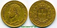 20 Lire 1839 Italien Italien - 20 Lire - 1839 ss  338,00 EUR  + 17,00 EUR frais d'envoi